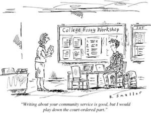 Writing Your Common Application Essay