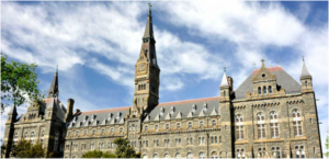 An Interview with Edom Tesfa: Georgetown University